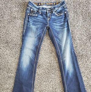 Women's Rock Revival Jeans size 27